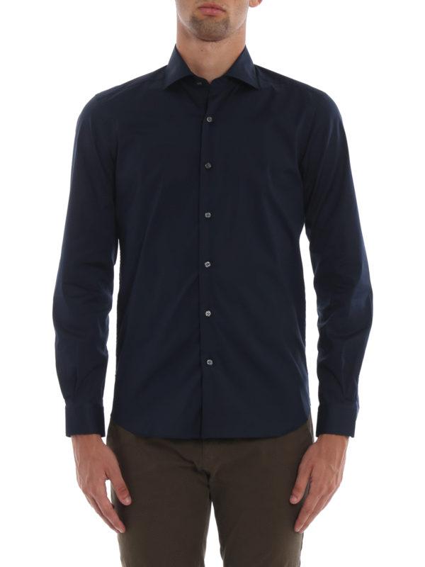 iKRIX FAY: Hemden - Hemd - Dunkelblau