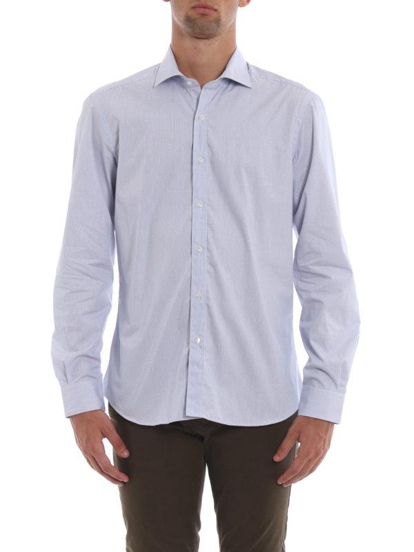iKRIX FAY: Hemden - Hemd - Hellblau
