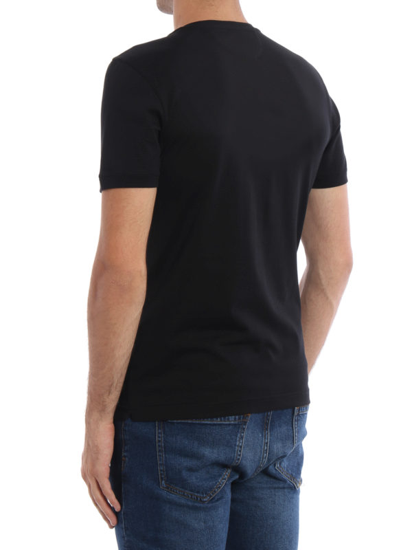 iKRIX Fendi: T-shirts - T-Shirt - Schwarz