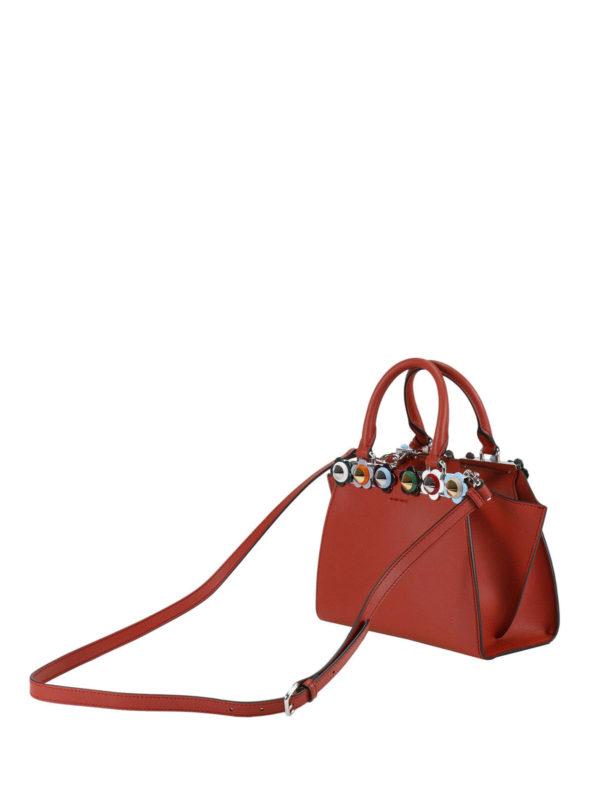 iKRIX Fendi: Handtaschen - Shopper - Rot