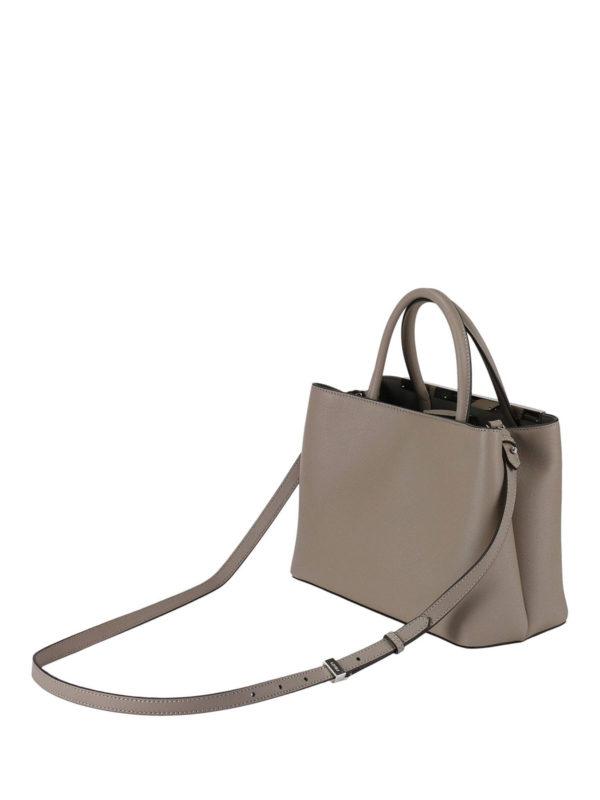iKRIX Fendi: Handtaschen - Shopper - Grau