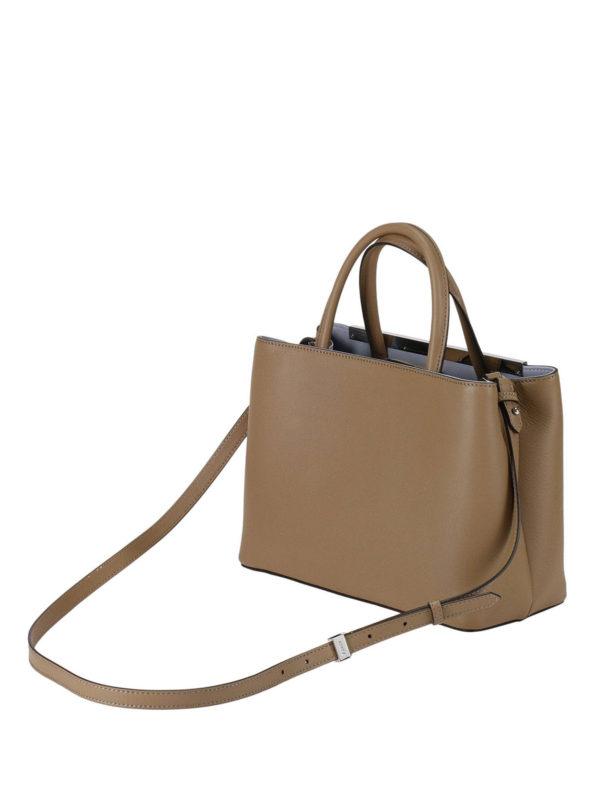 iKRIX Fendi: Handtaschen - Shopper - Beige