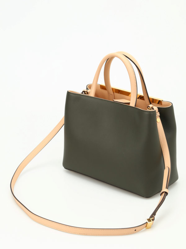 iKRIX FENDI: Handtaschen - Shopper - Grün