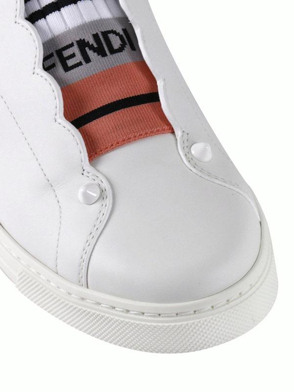 iKRIX Fendi: Sneaker - Sneaker - Gemustert