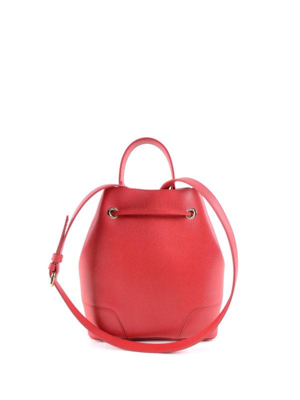 iKRIX Furla: Bucket-bags - Bucket-Bag - Rot