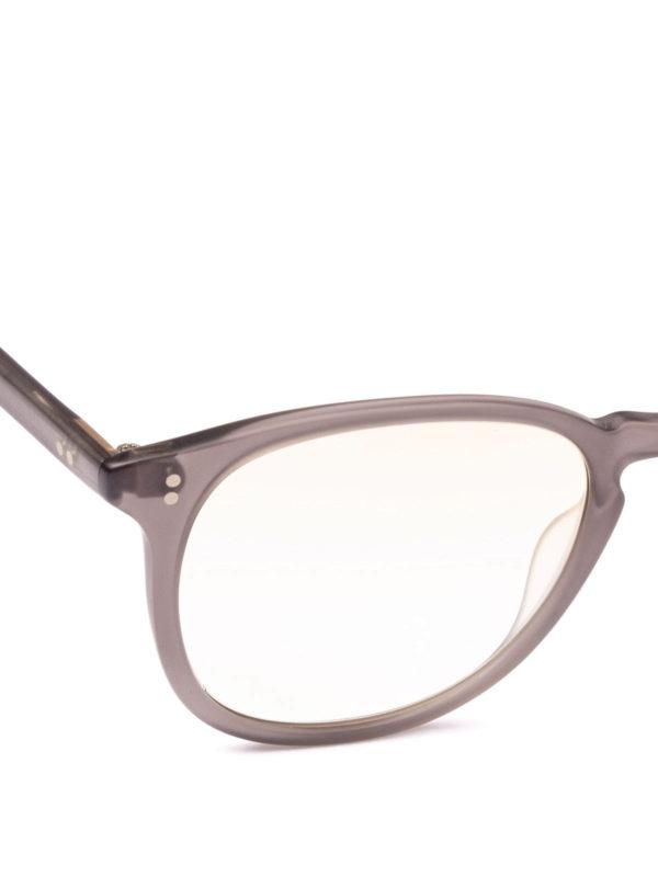 iKRIX GARRETT LEIGHT: Brillen - Brillen - Grau