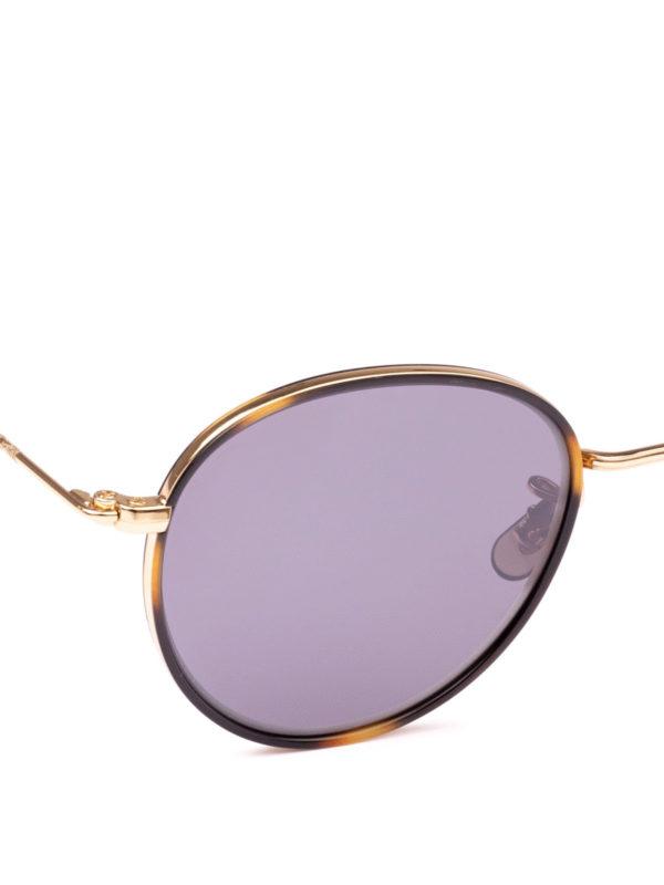 iKRIX GARRETT LEIGHT: Sonnenbrillen - Sonnenbrille - Braun