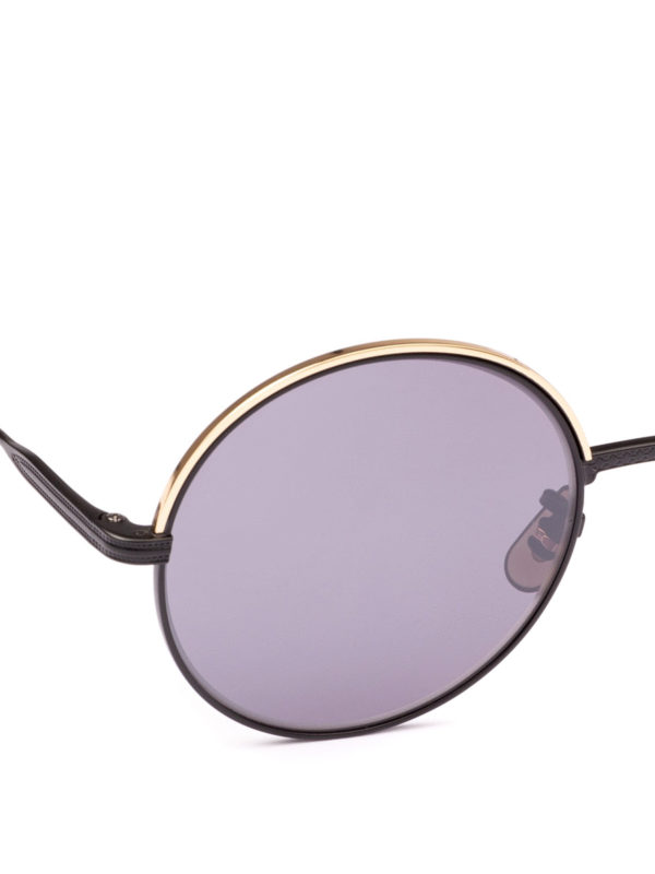 iKRIX GARRETT LEIGHT: Sonnenbrillen - Sonnenbrille - Schwarz