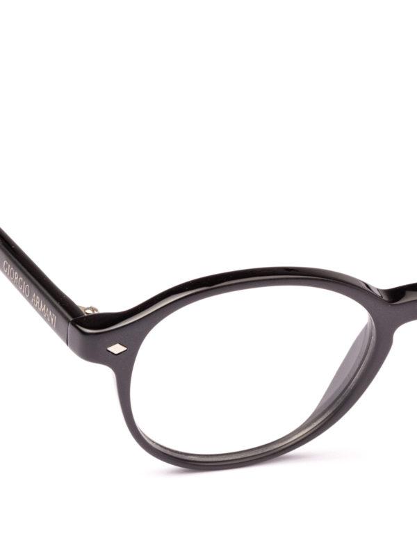 iKRIX GIORGIO ARMANI: Brillen - Brillen - Schwarz