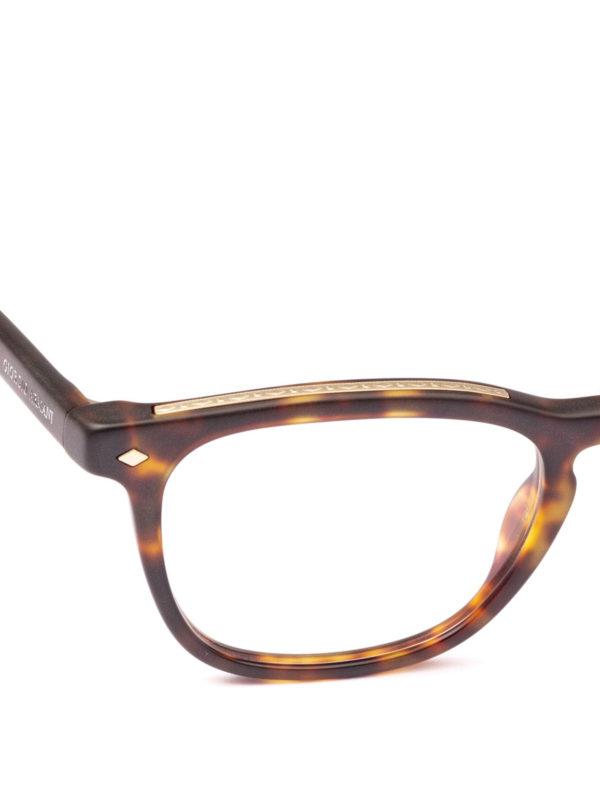iKRIX GIORGIO ARMANI: Brillen - Brillen - Braun