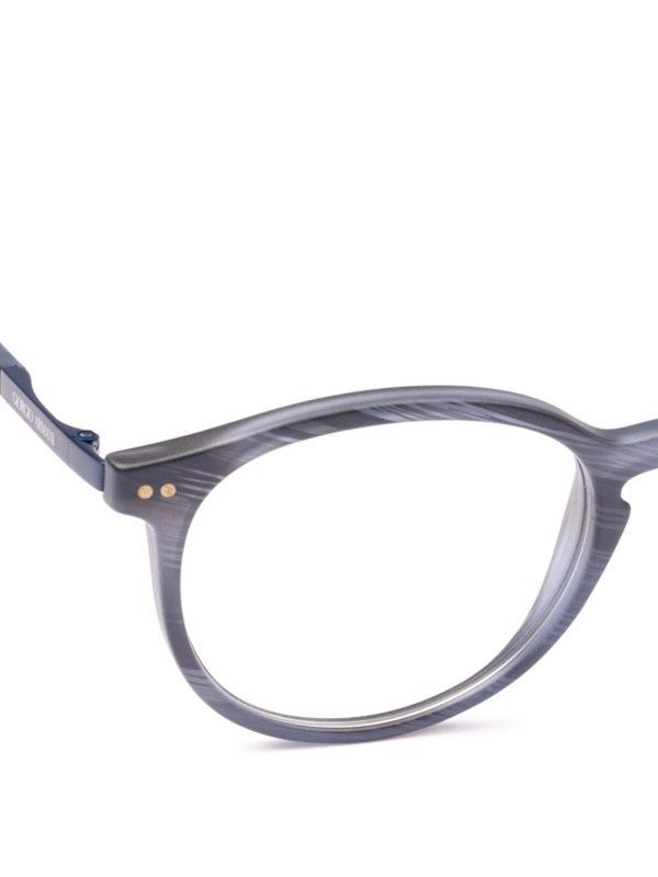 iKRIX GIORGIO ARMANI: Brillen - Brillen - Blau