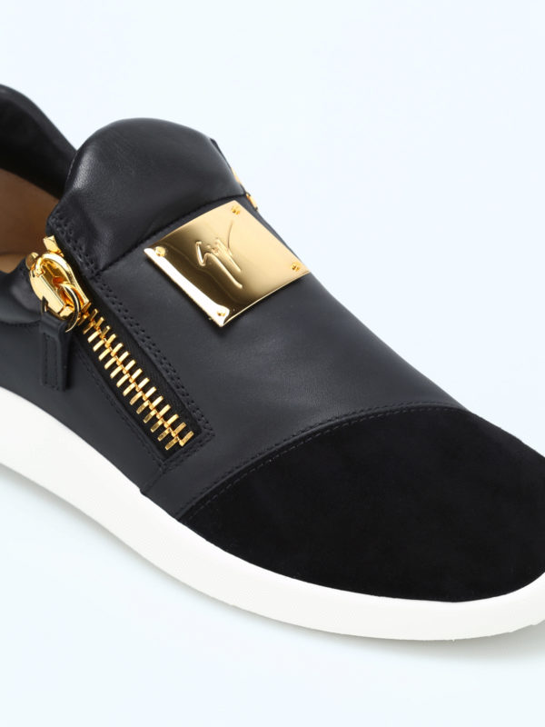 iKRIX Giuseppe Zanotti: Sneaker - Sneaker - Schwarz