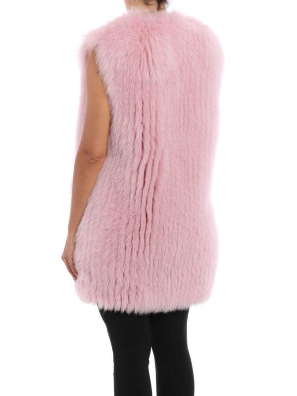 iKRIX Givenchy: Pelz und Shearling - Pelz - Einfarbig