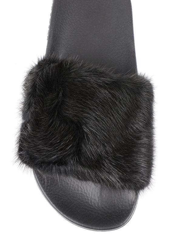 iKRIX Givenchy: Sandalen - Sandalen - Schwarz