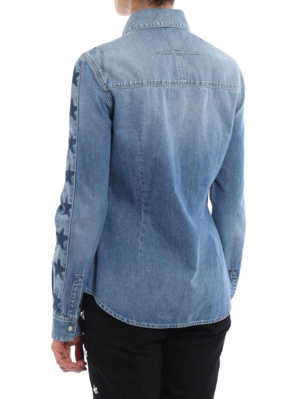 iKRIX Givenchy: Hemden - Hemd - Light Wash