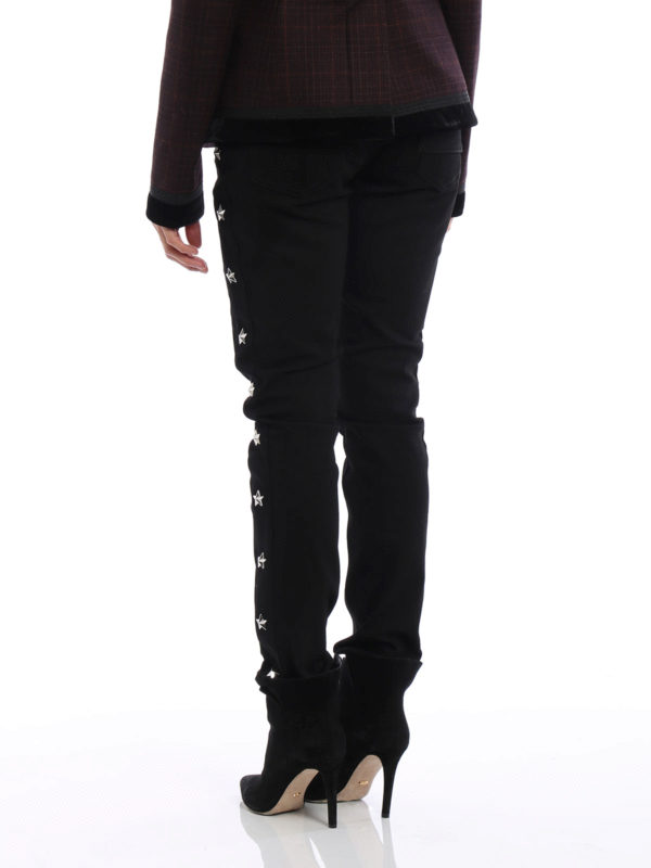 iKRIX GIVENCHY: Straight Leg Jeans - Straight Leg Jeans - Einfarbig