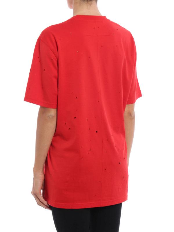 iKRIX GIVENCHY: T-shirts - T-Shirt - Rot