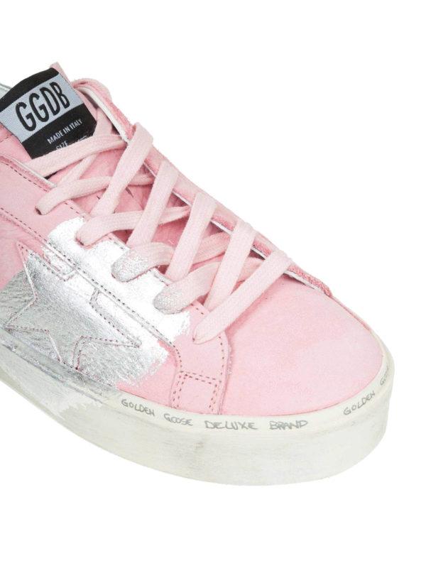 Golden Goose Baskets Hi Star Chaussures de sport