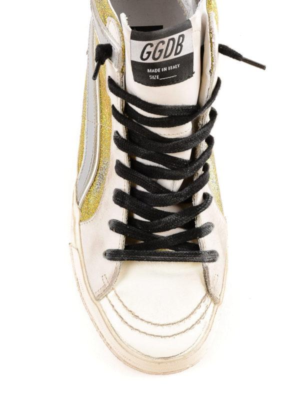 iKRIX GOLDEN GOOSE: Sneaker - Sneaker - Gelb