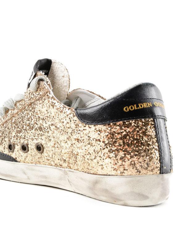 iKRIX GOLDEN GOOSE: Sneaker - Sneaker - Gold