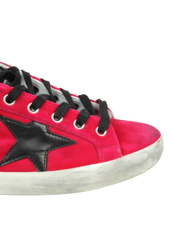 iKRIX GOLDEN GOOSE: Sneaker - Sneaker - Rot