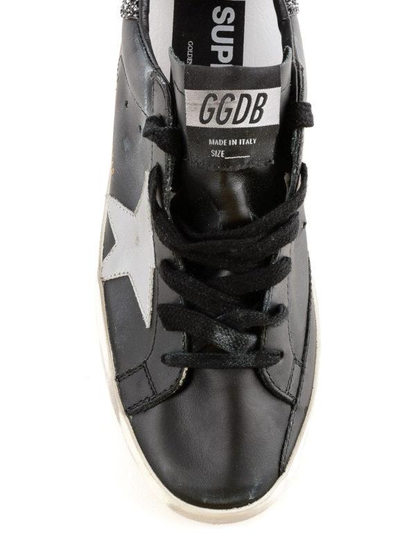 iKRIX GOLDEN GOOSE: Sneaker - Sneaker - Schwarz