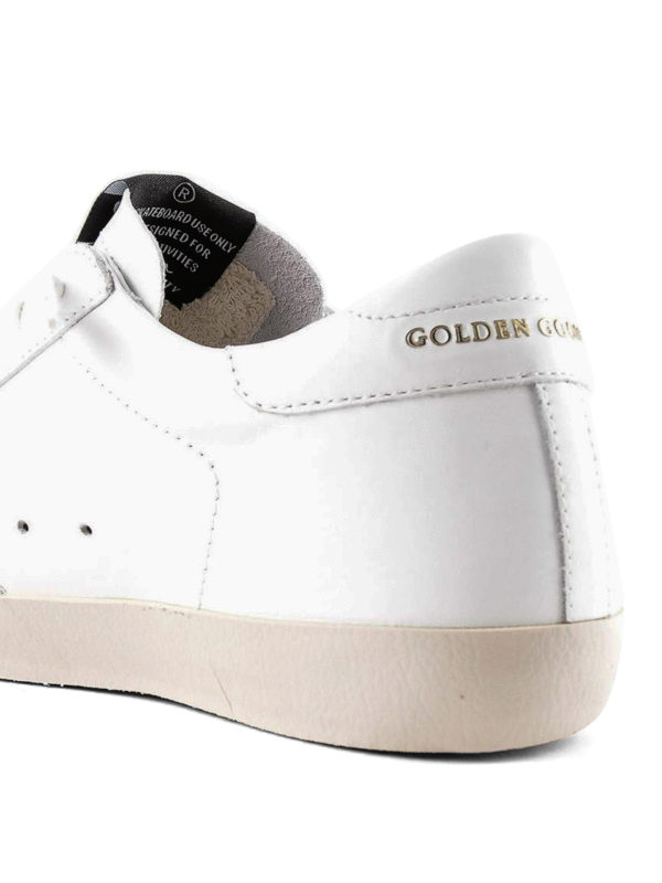 iKRIX GOLDEN GOOSE: Sneaker - Sneaker - Weiß
