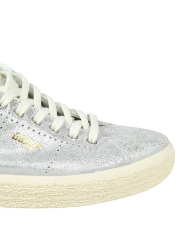 iKRIX GOLDEN GOOSE: Sneaker - Sneaker - Silber