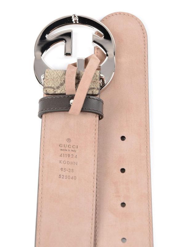 iKRIX Gucci: Gürtel - Gürtel - Beige