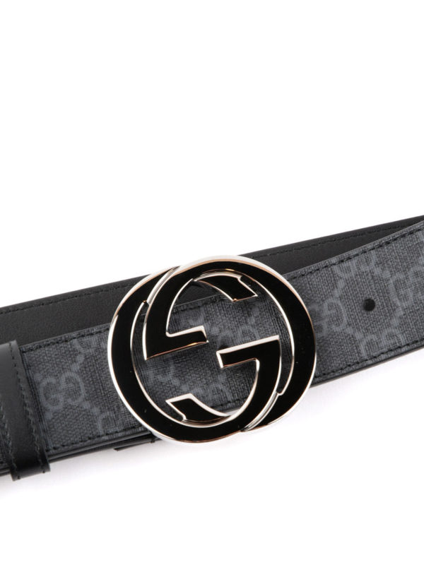 iKRIX GUCCI: Gürtel - Gürtel - Schwarz