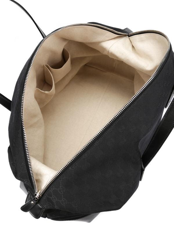 iKRIX Gucci: GG canvas duffle bag