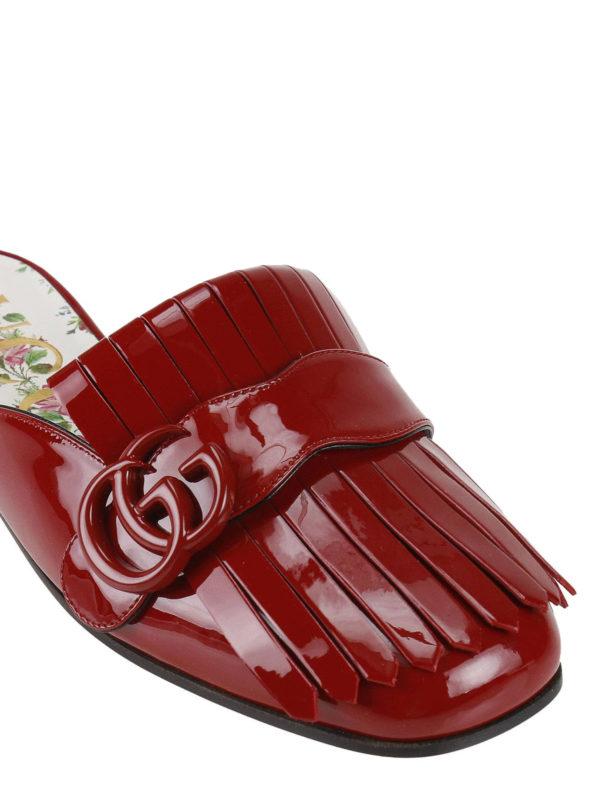 iKRIX GUCCI: Mokassins und Slippers - Slippers - Rot