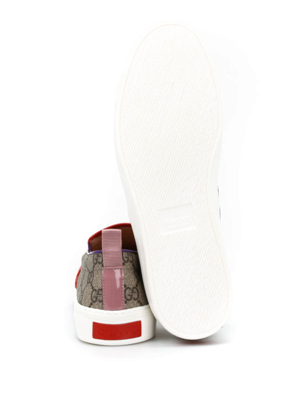 iKRIX Gucci: Loafers & Slippers - GG slip-on sneakers