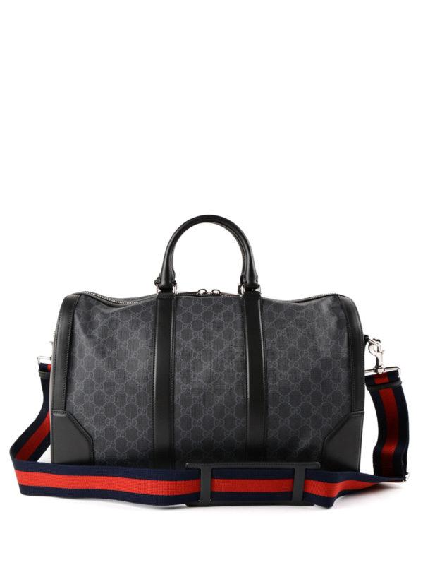 iKRIX Gucci: Koffer und Reisetaschen - Reisetasche - Schwarz