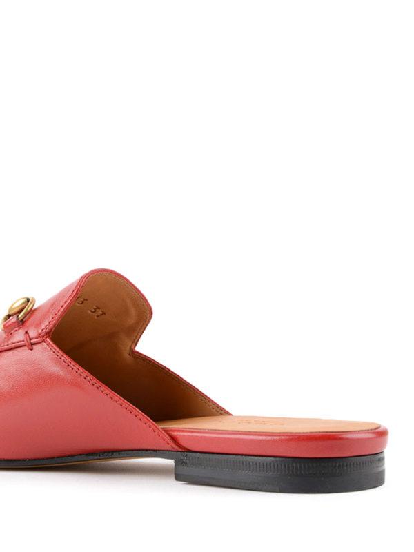 iKRIX GUCCI: Mules - Slippers - Rot