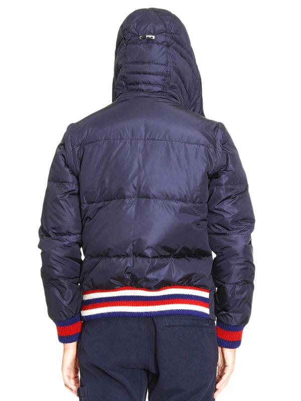 iKRIX Gucci: padded jackets - Sylvie Web puffer jacket