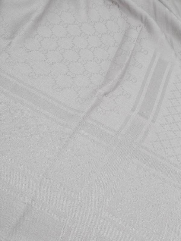 iKRIX Gucci: Schals - GG jacquard wool silk scarf