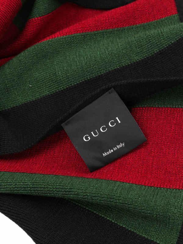 iKRIX GUCCI: scarves - Web knit scarf