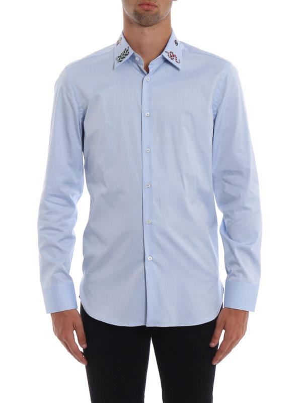 iKRIX GUCCI: Hemden - Hemd - Hellblau