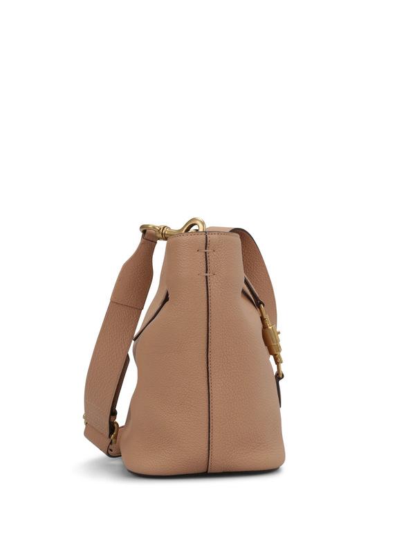 iKRIX Gucci: Schultertaschen - Jackie soft leather bucket bag