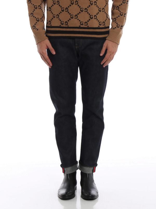 iKRIX GUCCI: Skinny Jeans - Skinny Jeans - Dunkelblau