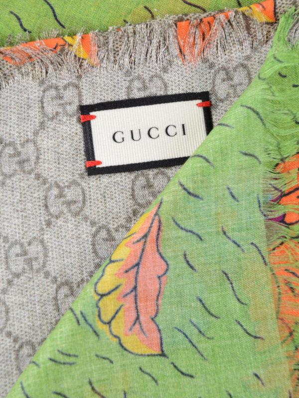 iKRIX Gucci: Stolen und Schals - Stola - Bunt