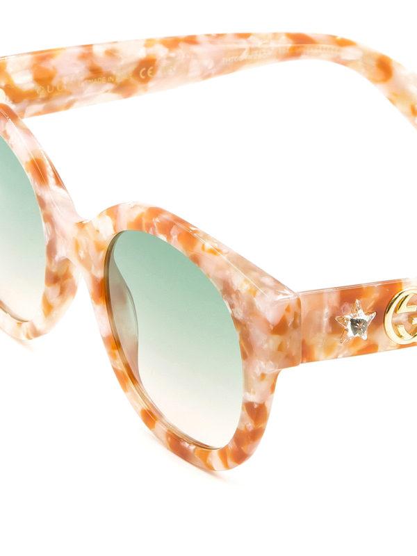 iKRIX GUCCI: Gafas de sol - Gafas De Sol - Naranja
