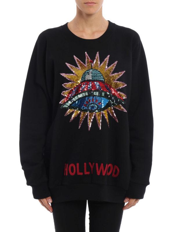 iKRIX Gucci: Sweatshirts und Pullover - Sweatshirt - Schwarz