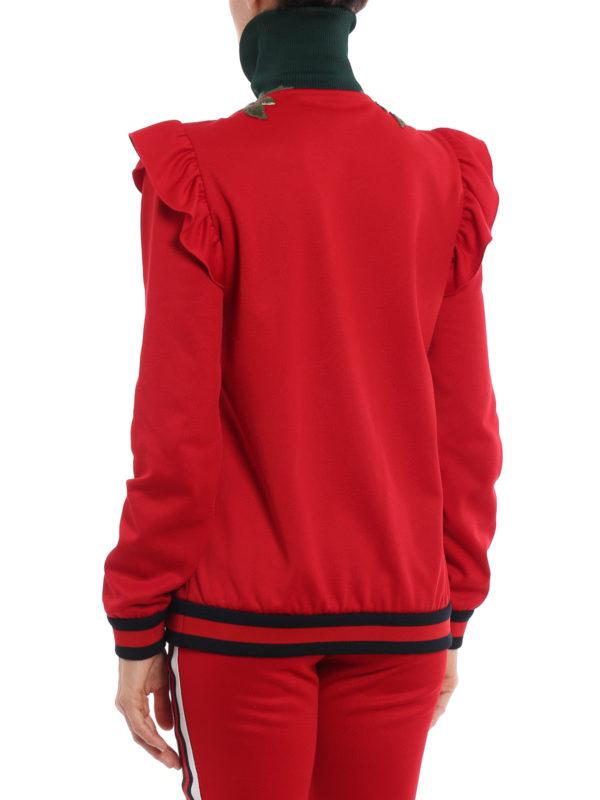 iKRIX Gucci: Sweatshirts und Pullover - Sweatshirt - Gemustert