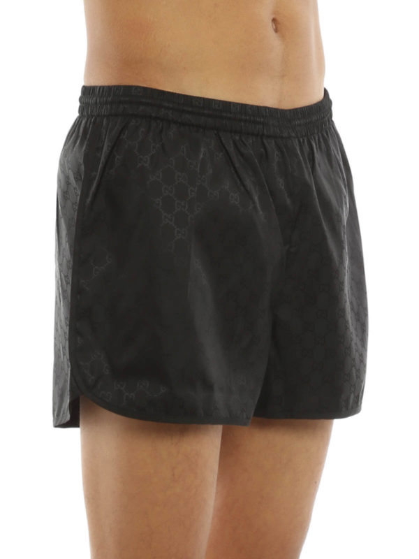 Gucci Gg Supreme Swim Shorts Swim Shorts Amp Swimming