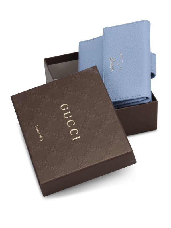 iKRIX Gucci: Swing flap french wallet