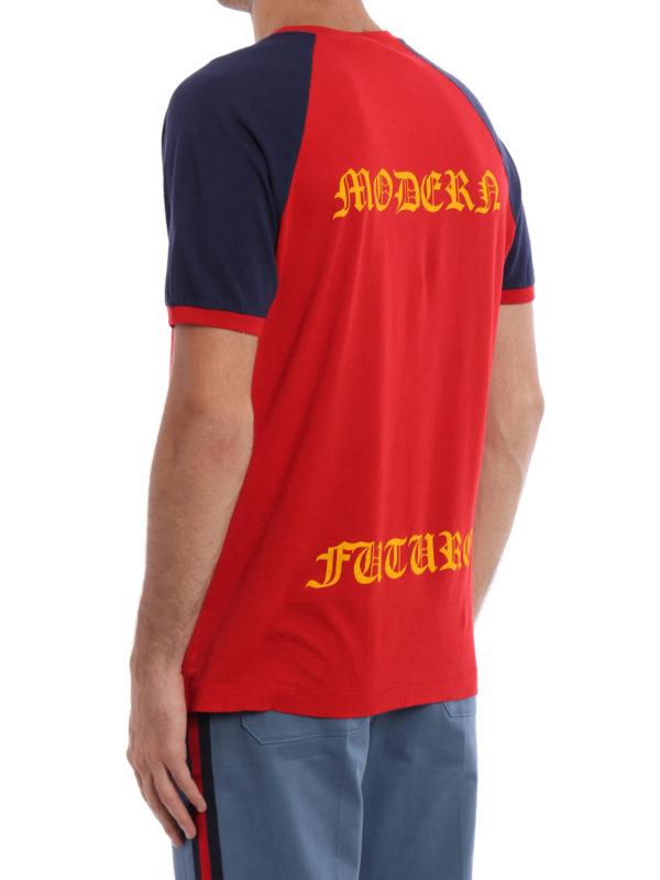 iKRIX GUCCI: T-shirts - T-Shirt - Rot