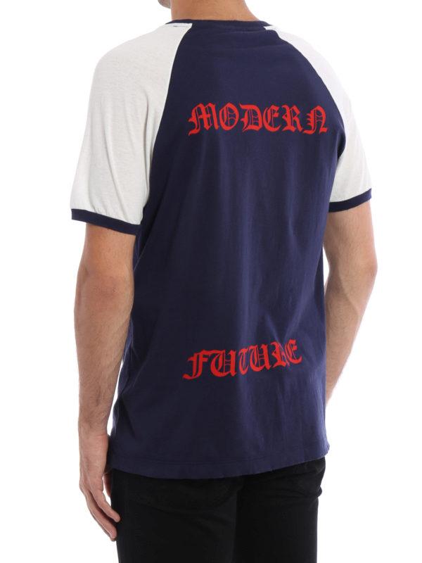 iKRIX Gucci: T-shirts - T-Shirt - Blau