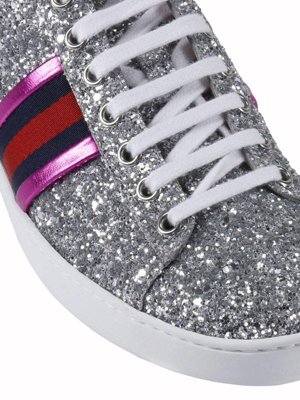 iKRIX GUCCI: Sneaker - Sneaker - Silber